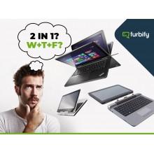 Hibrid notik támadása! Mi az a 2 az 1-ben laptop / notebook?