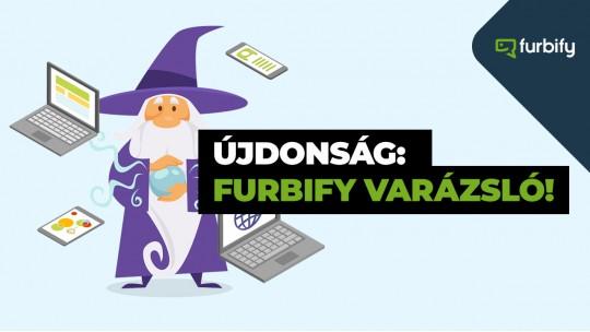 ÚJDONSÁG: Furbify varázsló!