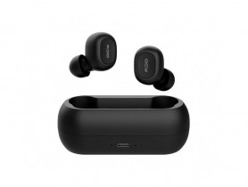 Xiaomi QCY T1C - BlueTooth Headphone Black Fejhallgató - 1350017