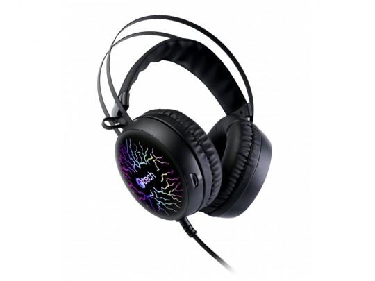 C-Tech Astro (GHS-16), LED, 7 Color Fejhallgató - 1350019 #3