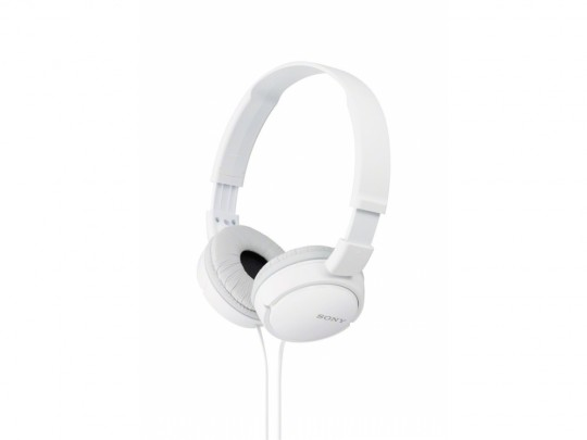 Sony MDR-ZX110, White Fejhallgató - 1350023 #1