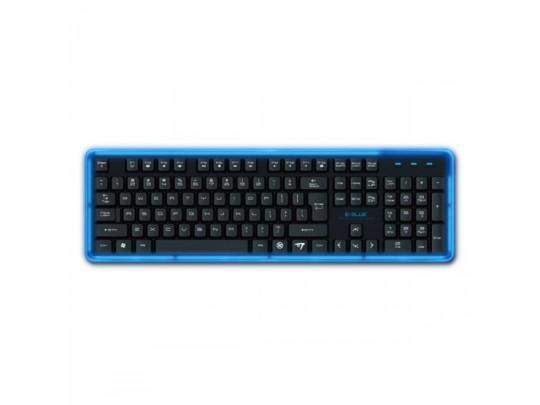 E-BLUE K734, Wired, US Layout, Illuminated 3 Color, Billentyűzet - 1380051 #3