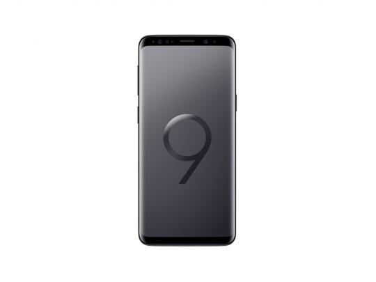"Samsung Galaxy S9 Titanium Gray 64GB smartphone, 5,8"", 1440 x 2960 - 1410026 (felújított) #1"