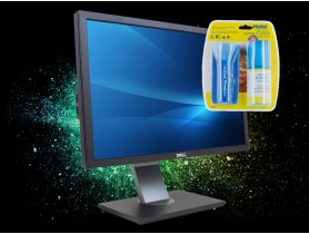 Dell Professional P2210 + Cleaning set 200ml LED/LCD/Plazma, Fluid + Brush + Tissue