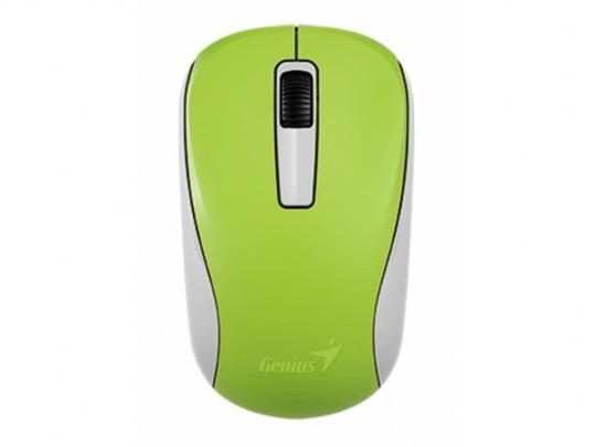 Genius Wireless, NX-7005, USB Green, Blue eye Egér - 1460059 #2