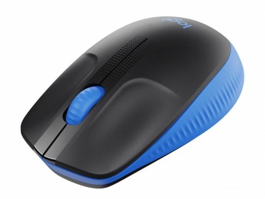 Logitech Wireless Mouse M190, Blue Egér - 1460064 #2