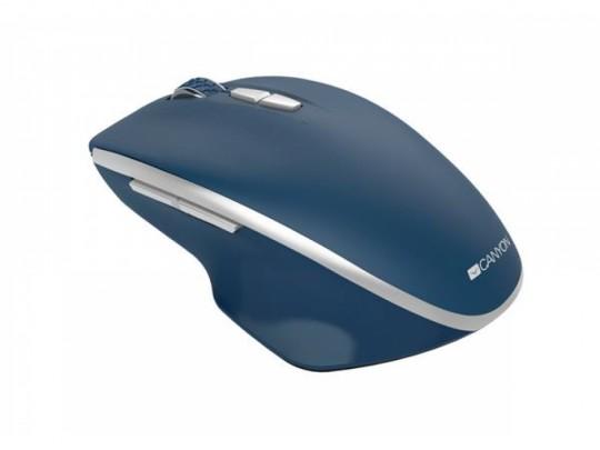 Canyon CNS-CMSW21BL, USB, Blue LED Senzor, 1600 DPI, UV Matt Egér - 1460067 #2