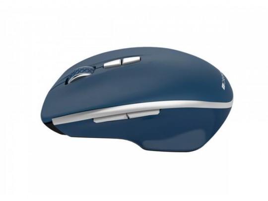 Canyon CNS-CMSW21BL, USB, Blue LED Senzor, 1600 DPI, UV Matt Egér - 1460067 #1