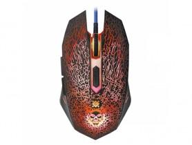 Defender Shock GM-110L, 3200DPI, Optic, + Mouse Pad Egér - 1460071
