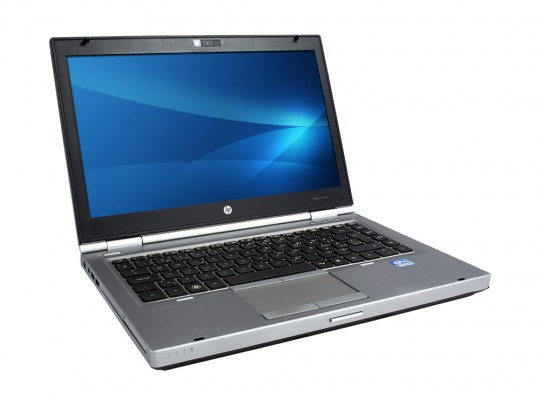 HP EliteBook 8470p + Docking station HP Compaq HSTNN-I11X + Headset Notebook - 1523266 #2