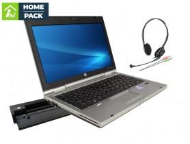HP EliteBook 2560p + Docking station HP HSTNN-I15X + Headset MHS-02
