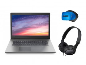LENOVO IdeaPad 330-17IKB (retail box) + ASUS WT425 Mouse + SONY MDR-ZX110