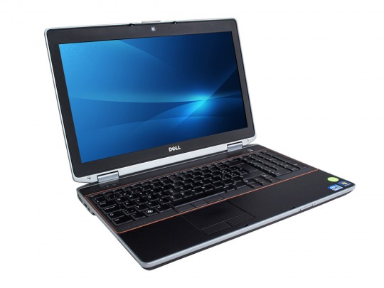 "Dell Latitude E6520 használt laptop, Intel Core i7-2720QM, NVS 4200M 1GB, 4GB DDR3 RAM, 240GB SSD, 15,6"" (39,6 cm), 1920 x 1080 (Full HD) - 1525586 #1"