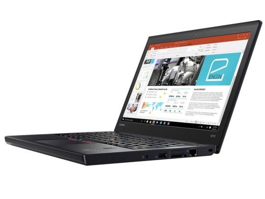 "Lenovo ThinkPad X270 használt laptop, Intel Core i7-6600U, HD 520, 16GB DDR4 RAM, 128GB SSD, 12,5"" (31,7 cm) - 1526145 #1"