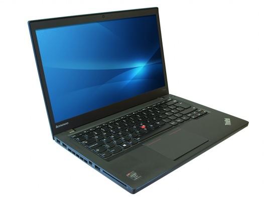 "Lenovo ThinkPad T440 + Logitech Wireless Mouse M185 + Notebook Bag Dicota 14"" (Quality Gold) használt laptop, Intel Core i5-4300U, HD 4400, 8GB DDR3 RAM, 120GB SSD, 14,1"" (35,8 cm), 1600 x 900 - 1526361 #1"