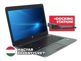 HP EliteBook 840 G1 + Docking station HP 2013 Ultra Slim D9Y32AA