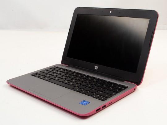 "HP HP Stream 11 Pro G2 Pink használt laptop, Celeron N3050, HD 400, 4GB DDR3 RAM, 64GB (eMMC) SSD, 11,6"" (29,4 cm), 1366 x 768 - 1526797 #3"