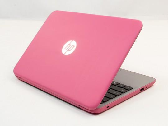 "HP HP Stream 11 Pro G2 Pink használt laptop, Celeron N3050, HD 400, 4GB DDR3 RAM, 64GB (eMMC) SSD, 11,6"" (29,4 cm), 1366 x 768 - 1526797 #4"