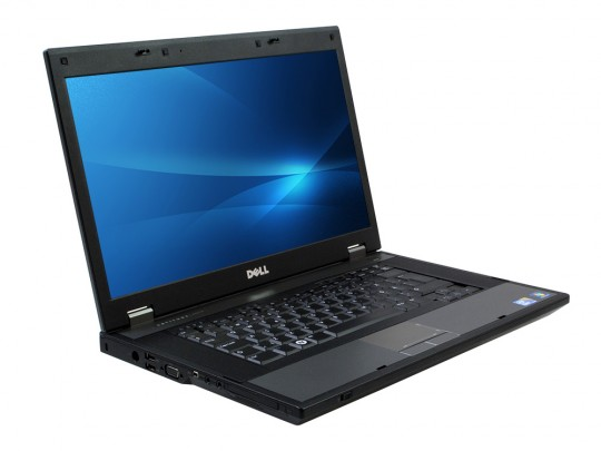 "Dell Latitude E5510 használt laptop, Intel Core i5-580M, Intel HD, 4GB DDR3 RAM, 120GB SSD, 15,6"" (39,6 cm), 1366 x 768 - 1526939 #1"