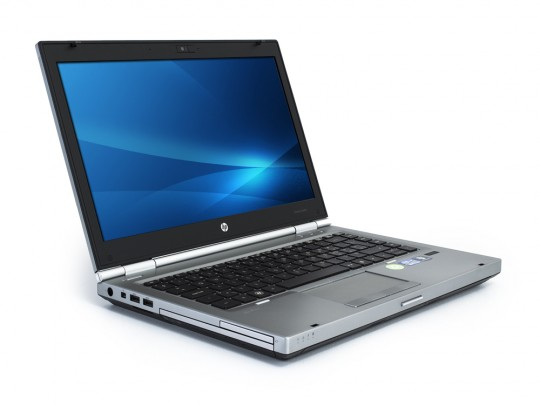 "HP EliteBook 8460p használt laptop, Intel Core i5-2520M, HD 3000, 8GB DDR3 RAM, 128GB SSD, 14"" (35,5 cm), 1600 x 900 - 1527110 #1"
