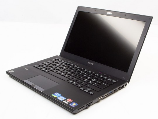"Sony Vaio PCG-4121DM VPCSA3M9E használt laptop, Intel Core i7-2640M, HD 6630M, 8GB DDR3 RAM, 240GB SSD, 13,3"" (33,8 cm), 1600 x 900 - 1527193 #1"