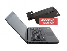 Lenovo ThinkPad T450 + Docking station ThinkPad Ultra Dock (Type 40A2)