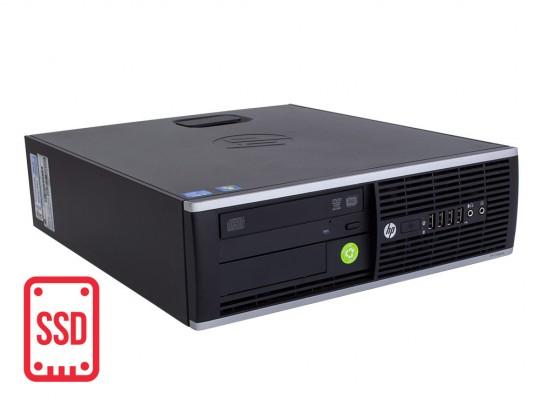 HP Compaq 6300 Pro SFF + 120GB SSD Számítógép - 1602463 #1