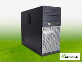 DELL OptiPlex 790 MT + GTX 1050 2GB