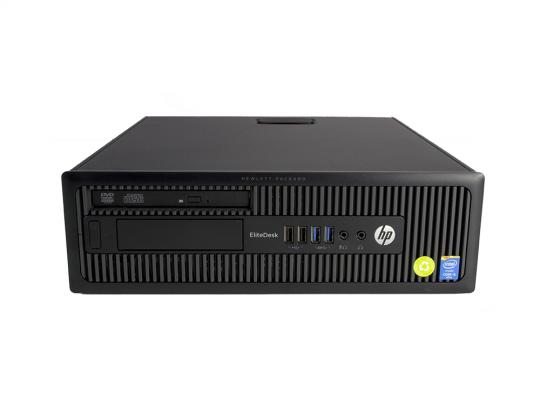 HP EliteDesk 800 G1 SFF felújított használt számítógép, Intel Core i7-4770, HD 4600, 8GB DDR3 RAM, 240GB SSD - 1602637 #3