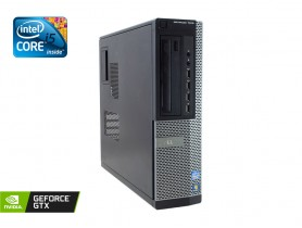 DELL OptiPlex 7010 SFF + GTX 1050 2GB