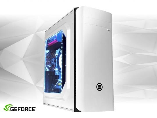 Furbify GAMER PC 2 Tower i5 + GTX 1050 2GB Számítógép - 1603224 #1
