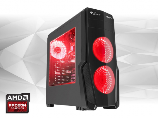 Furbify GAMER PC 4 Tower i5 + Radeon RX Vega 64 8GB Számítógép - 1603309 #1