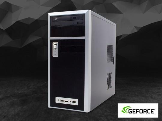Furbify GAMER PC 1 Tower i3 + GT 1030 2GB Számítógép - 1603320 #1