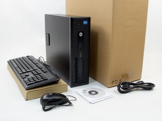 HP EliteDesk 800 G1 SFF - NEW, RETAIL BOX Számítógép - 1603559 #2