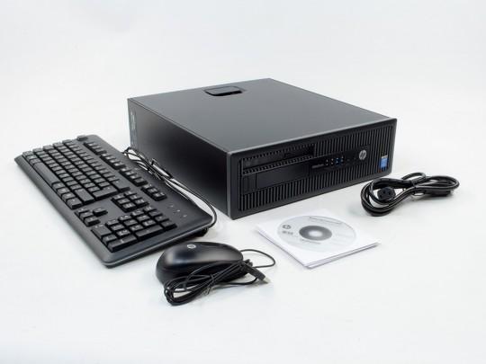 HP EliteDesk 800 G1 SFF - NEW, RETAIL BOX Számítógép - 1603559 #1