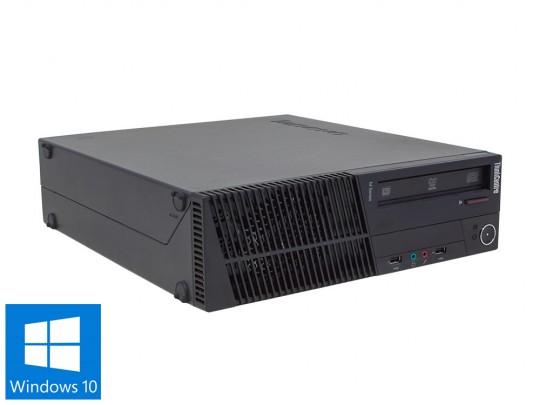 Lenovo ThinkCentre M92p SFF felújított használt számítógép, Intel Core i5-3470, HD 2500, 4GB DDR3 RAM, 500GB HDD - 1603658 #1