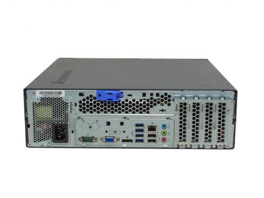 Lenovo ThinkCentre M92p SFF felújított használt számítógép, Intel Core i5-3470, HD 2500, 4GB DDR3 RAM, 500GB HDD - 1603658 #3