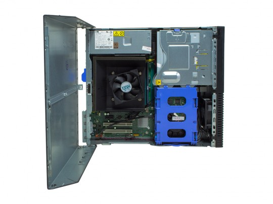 Lenovo ThinkCentre M92p SFF felújított használt számítógép, Intel Core i5-3470, HD 2500, 4GB DDR3 RAM, 500GB HDD - 1603658 #2