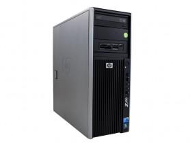 HP Workstation Z400 felújított használt pc - 1603792