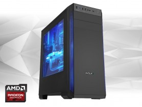 Furbify GAMER PC - FOX - Radeon RX 570 4GB
