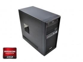 Furbify GAMER PC 4 Tower i5 + RX 570 4GB felújított használt pc - 1603905