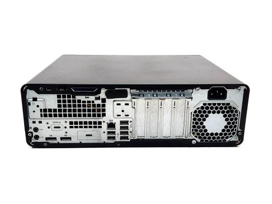 HP EliteDesk 800 G3 SFF felújított használt számítógép, Intel Core i5-6500, HD 530, 8GB DDR4 RAM, 240GB SSD - 1603911 #3