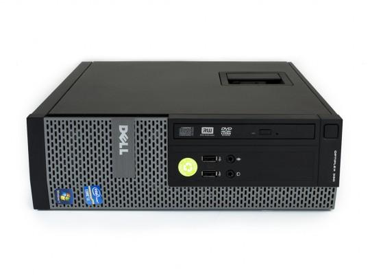 Dell OptiPlex 390 SFF felújított használt számítógép, Intel Core i3-2100, HD 2000, 4GB DDR3 RAM, 320GB HDD - 1604118 #3
