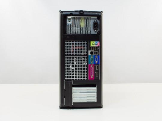 Dell OptiPlex 760 T felújított használt számítógép, C2Q Q9650, GMA 3000, 4GB DDR2 RAM, 250GB HDD - 1604126 #2