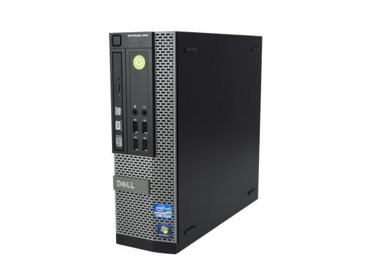 Dell OptiPlex 790 SFF felújított használt számítógép, Intel Core i3-2100, HD 2000, 4GB DDR3 RAM, 250GB HDD - 1604131 #2