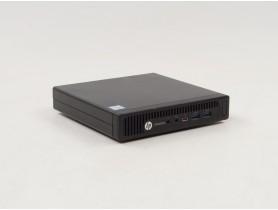 HP EliteDesk 800 65W G2 DM felújított használt mini számítógép - 1604231