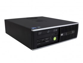 HP Compaq 8000 Elite SFF felújított használt számítógép - 1604299