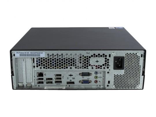 Lenovo ThinkCentre M57 SFF felújított használt számítógép, C2D E4500, GMA 3100, 4GB DDR2 RAM, 250GB HDD - 1604327 #2
