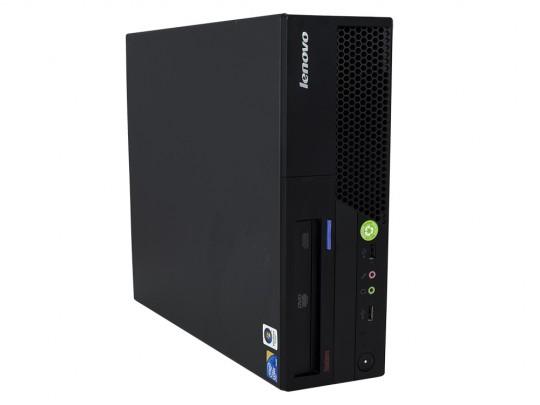 Lenovo ThinkCentre M57 SFF felújított használt számítógép, C2D E4500, GMA 3100, 4GB DDR2 RAM, 250GB HDD - 1604327 #3