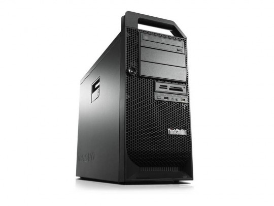 Lenovo ThinkStation S30 felújított használt számítógép, Xeon E5-1620, Quadro 2000 1GB, 8GB DDR3 RAM, 500GB HDD - 1604347 #1